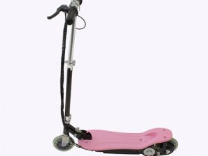 120w Pink Electric Scooter