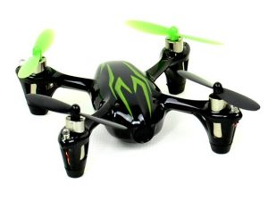 Hubsan X4 H107C RC Quadcopter With Video Recorder - HD 720P