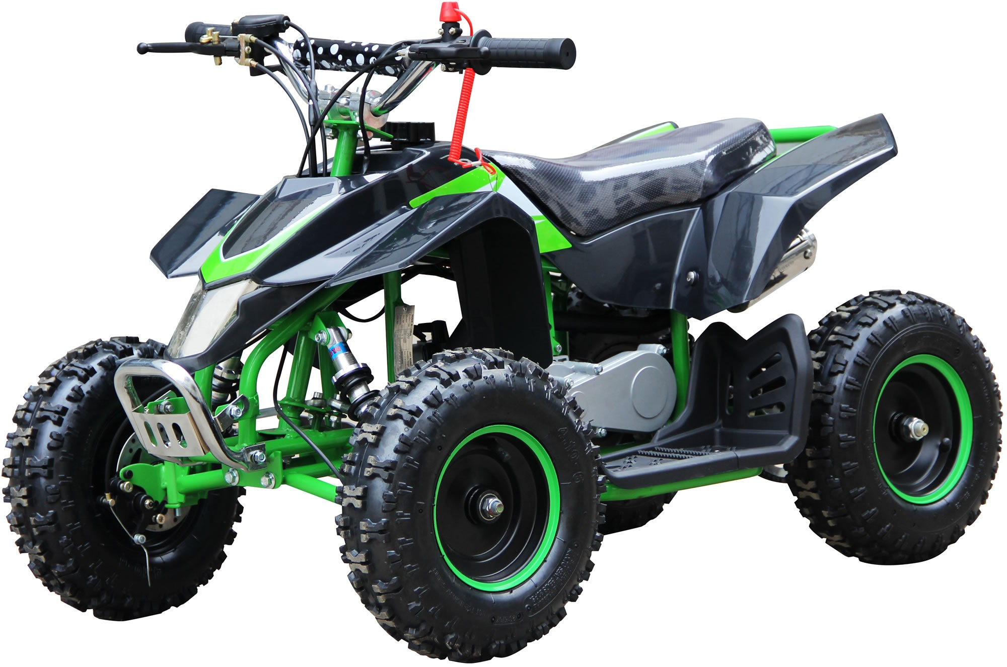 49cc Z20 Kids Petrol ATV Quad Bike - Green