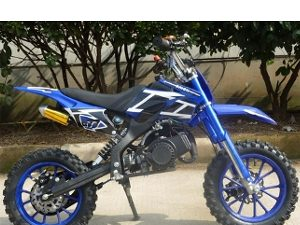 Mini dirt bike 50cc Kxd01 Blue
