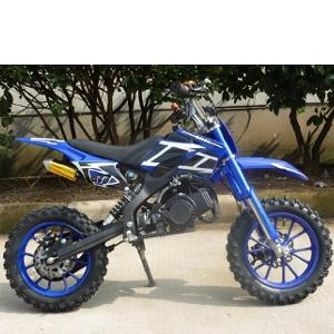 Mini dirt bike 50cc Kxd01 Blue