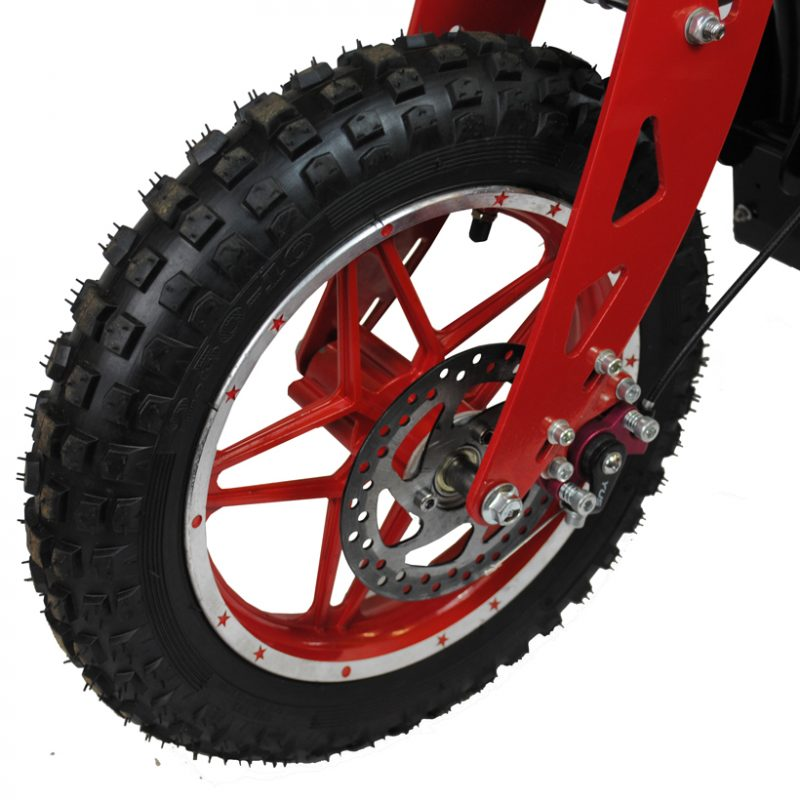1000W Zipper Off Road Electric Micro Scooter