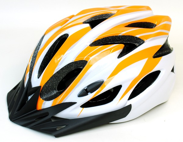 Adjustable Bike Crash Helmet, 57-62cms