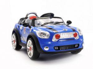 Battery Powered - 6V Convertible Supermini (Blue)