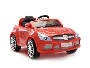 Battery Powered - 6V Licensed Mercedes SL65 AMG (Red)