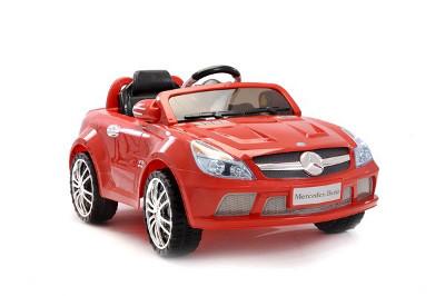 Battery Powered - 6V Licensed Mercedes SL65 AMG (Red)