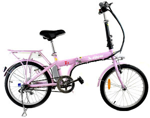 Z2 Compact Folding Electric Bike 20