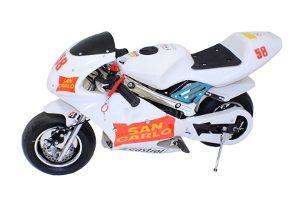 Pocket Rocket Mini Moto 50cc -(STREET RODENT) San Carlo
