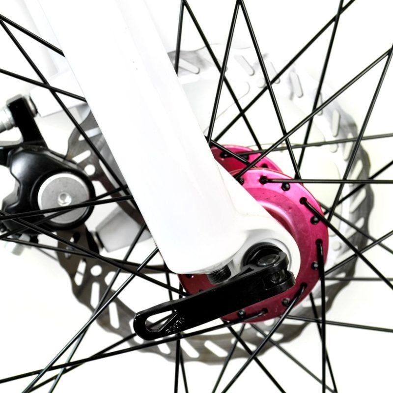 "Zipper Z6 21-Speed Ultimate Edition Electric Mountain Bike 26"" -"