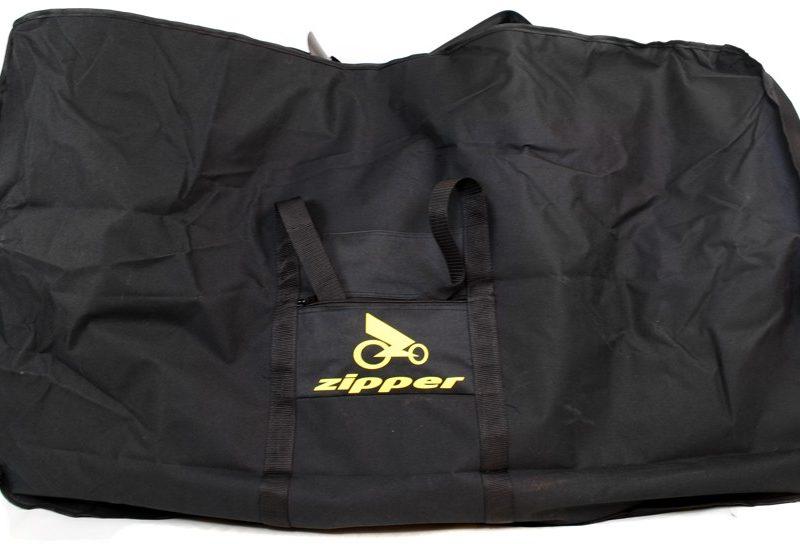"Zipper Carry Bag For 26"" Folding Bikes"