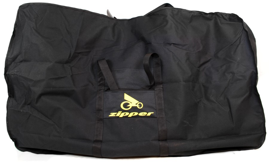 "Zipper Carry Bag For 26"" Folding Bikes"